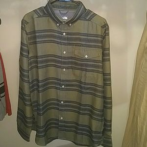 The North Face Flannel Shirt